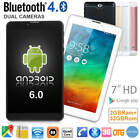 NEW 7'' Kids Tablet PC Android 6.0 Phablet HD Quad Core Dual SIM 2GB+32GB Gifts