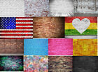 3X5/5X7/8X10FT Brick Wall Studio Photography Backgrounds Ret