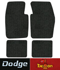1971-1972 Dodge Dart Demon Floor Mats - 4pc - Loop | Fits: 2DR $162.95 USD on eBay