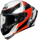 Shoei X-Fourteen Full Face Motorcycle Helmet Rainey TC-1 Adult All Sizes
