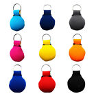 Safety Neoprene Round Floating Keyring for Water Sports Yachting Boat Sailing