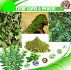 New Fresh Dried Curry Leaves powder 100% Organic Natural Leaves from Sri lanka