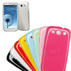 Multi Color Hard Phone case for SAMSUNG Galaxy S3 SIII i9300 Blue Yellow Red LOT