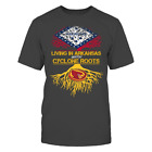 Iowa State Cyclones - Living Roots Arkansas - T-Shirt - Officially Licensed image