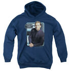 STAR TREK TRIP TUCKER Youth Hoodie Pull-Over