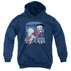 BETTY BOOP MOONLIGHT Youth Hoodie Pull-Over $33.99 USD on eBay