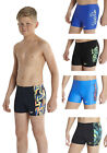 Speedo Jungen Badehose Badeshorts Allover PANEL AQUASHORT