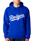 Los Angeles Dodgers Hoodie sweatshirt S  M  L  XL  2X  3X  NEW!