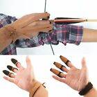 Внешний вид - Archery Protect Guard Hand Glove 3 FINGER Pull Bow Arrow Shooting Hunting Glove