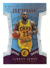 "LEBRON JAMES, ""KNIGHTS IN  SHINING ARMOR"" DIE CUT, PRIZM, INSERT"