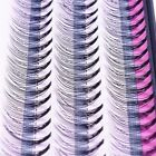 60 Bundle Individual Cluster Natural Long Soft False Eye Lashes Fake  Eyelashes