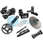 New 2018 Shimano Deore XT Di2 M8050 M8000 11-speed Full Group Groupset 170/175mm