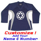 Imperial Crest Star Wars Hockey Practice Jersey Optional Name  Number Navy