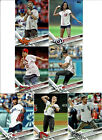 2017 TOPPS Series 1  2 FIRST PITCH inserts U Pick the Cards