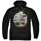 Betty Boop Keep On Betty Boopin Pullover Hoodies for Men or Kids $25.25 USD