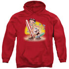 Betty Boop Surf Pullover Hoodies for Men or Kids $33.28 USD