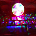 LED Mobile Phone USB Crystal Stage Mini Colorful Magic Ball Lights Family Party