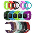 Replacement Watchband Wrist Band Silicone Strap For Polar A300 V800 M200 Watch