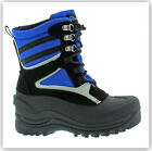 boys snow boots walmart - COLD FRONT Boy's SIZE 1 Snow Mountain Winter Snow Boots - BLUE