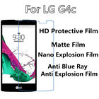 3pcs For LG G4c High Clear/Matte/Nano Explosion/Anti Blue Ray Screen Protector