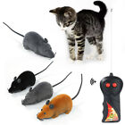 Remote Control Brown Rat Mouse Toy For Cat Dog Pet Novelty Gift Portable Y1S