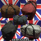 British Army Issue Heavy Duty Deployment Holdall Kit Bag Various Colours Grade 1