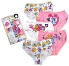 Girls PACK OF 5 My Little Pony Briefs Knickers MLP Cotton Pants 4 to 11 Years
