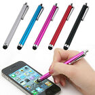 New Stylist New Touch Screen Pen For Phone 5 4S 4G 3GS iPad 3 2 iPod 8Colors HG