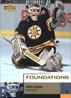 2002-03 Upper Deck Foundations Hockey #1-167 - Your Choice - *GOTBASEBALLCARDS