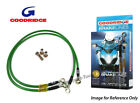 Goodridge Ducati 996R 00-01 Race Front Braided Brake Lines Hoses Stainless Steel