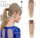 Clip In Ponytail Hair Extensions. 100% Real Human Hair Extension. Best Remy Hair