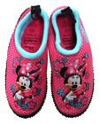 Girls Water Shoes Disney Minnie Mouse Neoprene Pool Aqua Beach UK Sizes 7 to 12