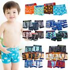 "Vaenait Baby Kids Toddler Underwear Boys Pantie Set ""Daily Undewear Set"" 2T-7T"
