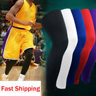 Youth Basketball Knee Support Sports Leg Long Brace Sleeve Compression Socks