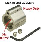 Stainless Steel, Under Handguard/Low Profile Block Pin with 5 sizes