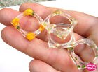 Clear silicone resin ring mold square crescent triangle shape jewelry making
