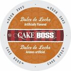 Cake Boss Dulce de Leche Coffee 24 to 144 Keurig K cups Pick Any Size FREE SHIP