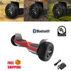 "UL2272 8.5"" Off Road Bluetooth Electric Self Balancing Scooter Hoverboard 350W"