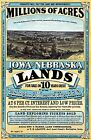 posters and prints for sale - Iowa and Nebraska lands for sale. Giclee Poster Art Reproduction on Canvas