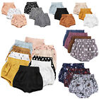 Toddler Infant Baby Girl Boy Casual Shorts PP Pants Kids Harem Jogger Trouser