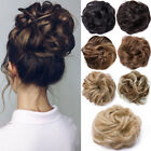 40 hair extensions - Party Curly Messy Bun Hair Piece Scrunchie Updo Cover Hair Extensions Mega Thick