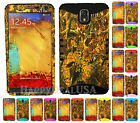 KoolKase Hybrid Silicone Cover Case for Samsung Galaxy Note 3 - Camo Mossy 03