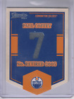 2012-13 Classics Signatures Banner Numbers Hockey Card Pick