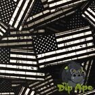 HYDROGRAPHIC FILM FLAGS TRANSPARENT AMERICAN GARRISON FLAG HYDRO DIP APE