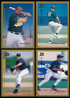 1999 Topps Traded & Roockies BB - You Pick - Complete Your Set (A05)