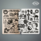 Star Wars Case Smart Cover 9.7 iPad Pro 10.5 Magnetic Mini 2 3 4 Pro 12.9 Air 2 $23.99 USD on eBay