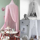 Kids Bed Cotton Canopy Bedcover Mosquito Net Curtain Bedding Dome Baby Home Tent