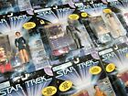 STAR TREK FIGURES - ALL DIFFERENT - MOC - SEE PHOTOS! on eBay