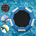 Inflatable Bounce Water Bouncer Trampoline Floating Water Sport Bungee