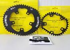 Osymetric BCD 110x5 52T+38T / 50T+38T Bicycle Chainring Set (Fits:Shimano, SRAM)